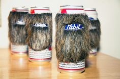 """The """"Beerd"""" Can Beard Coozie"""