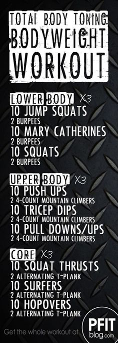 Fitness Roundup: 12 Strength and Circuit Workouts Ready to Sweat? 10 Strength and Cardio Workouts plus a Get-Down Playlist Ready to Sweat? 10 Strength and Cardio Workouts plus a Get-Down Playlist Lose Body Fat, Body Weight, Weight Loss, Losing Weight, Boot Camp, Crossfit, Fitness Tips, Fitness Motivation, Fitness Goals