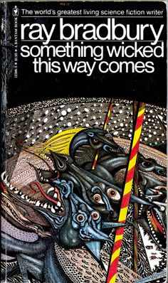 ray bradbury something wicked this way comes 1962 ny bantam 1978 front