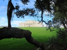Auckland Museum. Walk around inside and/or explore the Domain outside
