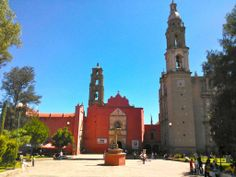 Centro de Huichapan Edo. de Hidalgo México