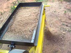 YouTube Diy Rocket Stove, Rocket Stoves, Shredder Machine, Gold Mining Equipment, Panning For Gold, Diy Dresser Makeover, Gold Prospecting, Homemade Tools, Water Tank