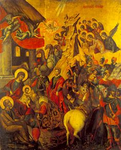 The Charge of the Light Brigade was a charge of British light cavalry, led by Lord Cardigan, against Russian forces during the Battle of Balaclava on 25 October in the Crimean War. {painting by Cecil Doughty} Byzantine Art, Byzantine Icons, Religious Icons, Religious Art, Battle Of Balaclava, Battle Of Little Bighorn, Military Drawings, Crimean War, Umbria Italy