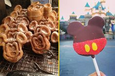 Which Mickey-Shaped Food Should You Get At Disney World?