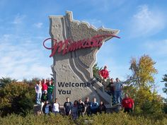 Welcome to Minnesota... | 38 Things Minnesotans Are Too Nice To Brag About SERIOUSLY. This list has some hilarious things on it.