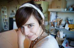 Silvia Molinari. Un'illustratrice eccezionale, autrice delle betulle sognanti che affollano i nostri muri (e il nostro logo)