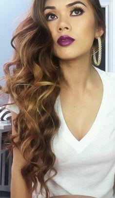 hair color for long hair hair color for long hair