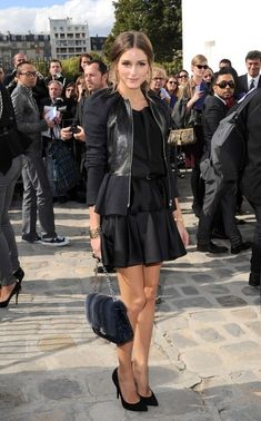 Olivia Palermo Photo - The Dior 2013 Spring Summer show
