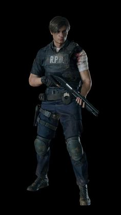 I had the privilege to work on Leon's assets, both in-game and artworks for Resident Evil 2 (aka Biohazard This character creation was a team effort. Resident Evil 5, Resident Evil Cosplay, Leon S Kennedy, Resident Evil Collection, Evil Games, Arte Nerd, Jill Valentine, Post Apocalypse, Celebrity Travel