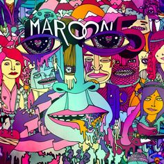 "Maroon 5  ""Overexposed"" album"