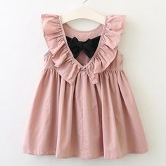 Bear Leader Girls Dresses 2018 New Brand Princess Girl Clothes Lace Dcoration Show Back Bowknot Design Girls Mesh TuTu For Fashion Kids, Little Girl Fashion, Latest Fashion, Fashion Games, Spring Fashion, Little Girl Dresses, Girls Dresses, Outfits Niños, Winter Outfits