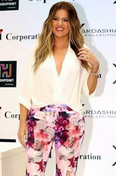 Time to break out those prints! May is here - Khloe Kardashian