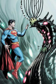 Superman and Brainiac