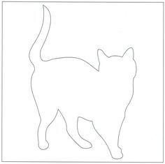 Free patterns - cat blocks to applique