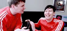 The skip buttons on IS THIS THE END? Dan and Phil play THE IMPOSSIBLE QUIZ! 6
