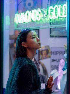 Lauren Tsai | JAPANESE&HALF | Image Models 株式会社ボン イマージュ