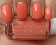 tart deco - favorite nail color at the moment
