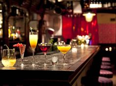 Cocktails of London: London Cocktail Club