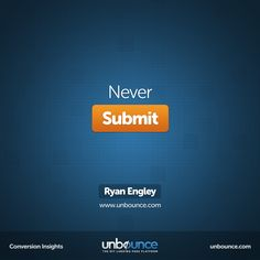 """""""Never Submit"""" Short & Sweet."""