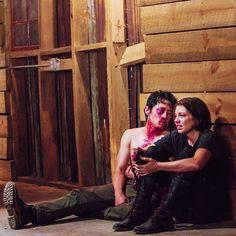 "Maggie and Glenn - Season 3/7 - ""When the Dead Come Knocking"""