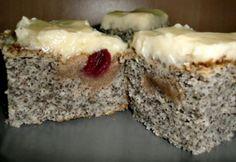 Gluténmentes bögrés mákos | NOSALTY Banana Bread, Grains, Gluten Free, Pudding, Desserts, Poppy, Dios, Glutenfree, Tailgate Desserts