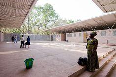 Parque Nacional de Malí / Kere Architecture