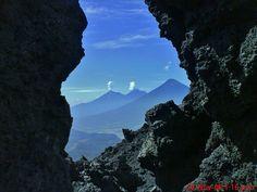 Volcanes Fuego, Acatenango y Agua