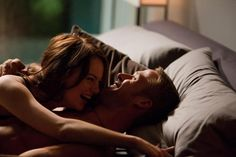 Picture: Emma Stone and Ryan Gosling in 'Crazy, Stupid, Love.' Pic is in a photo gallery for 'Crazy, Stupid, Love. Sex And Love, Film Feel Good, Mein Seelenverwandter, Ryan Gosling Movies, Chronischer Stress, Netflix, Friends With Benefits, The Secret, Romantic Couples