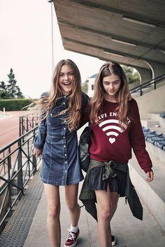 Back to School Girl - WOMAN - Editorial - Bershka United Kingdom