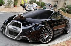 Cool Stuff We Like Here @ CoolPile.com ------- << Original Comment >> ------- .Audi concept
