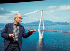 Este puente flotante de Noruega puede revolucionar la manera de construir infraestructuras | Business Insider