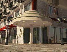 "Check out new work on my @Behance portfolio: ""mevre hotel dış cephe 3d"" http://be.net/gallery/32048679/mevre-hotel-ds-cephe-3d"