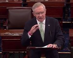 Harry Reid Sends Republicans Reeling By Proposing a Koch Killing Constitutional Amendment