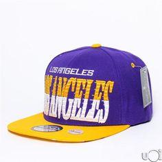 New Mega Deals City Era Ness Hats Snapbacks City Fade Lakers Kobe Jordan  Yellow  b6d070b88481