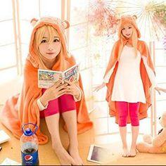 [Himouto! Umaru-chan] Umaru Chan Anime Cloak HF00236