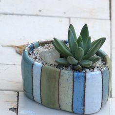 hide by debit card, i found a place to buy my beloved but expensive Big Sur pots by Esther Studios.....