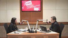 CBN - Mundo Corporativo: Entrevista com Rosângela Souza.