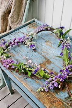valentines day wreaths heart tutorial