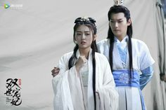 Chines Drama, Scarlet Heart, Eternal Love, Film, Coat, Jackets, Dramas, Chinese, Fashion