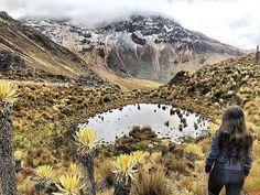 """Senderismo Colombia 🇨🇴 en Instagram: """"Paramillo Del Quindio Vamos a conocer toda la grandeza que tiene el mundo 🌍😍 @jcarolaymateus . . . #paramillodelquindio #senderismocol…"""" Mount Rainier, Mountains, Nature, Travel, Instagram, World, Trekking, Getting To Know, Lets Go"""