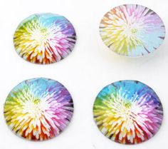 New #synthetic flat backs round faceted with #flower pattern (suitable for #DoubleBeads #EasyButton) Perfect for the #easter! Availabel for wholesale at #snowfall #beads here: http://www.snowfall-beads.com/shopmenu.asp?mainmenu=beads=3133