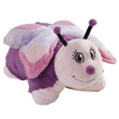 My Pillow Pets Pink Butterfly - Pink >>> Visit the image link more details. (This is an affiliate link) #PlushPillows