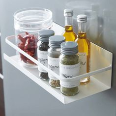 Plate Magnetic Spice Rack | Wayfair
