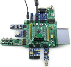 82.99$  Watch here - http://aliusa.worldwells.pw/go.php?t=1705328906 - Open405R-C Package B # ARM Cortex-M4 STM32F405 STM32 Board STM32F405RGT6 + 11 Accessory Modules Kits