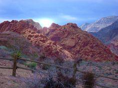 Redrock Canyon, Nevada