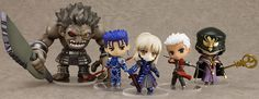 AmiAmi [Character & Hobby Shop]   Nendoroid Petite - Fate/stay night Extension Set(Released)