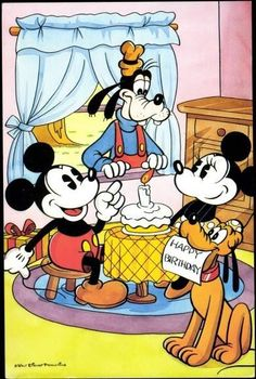❤️Mickey and Minnie Mouse Goofy Pictures, Minnie Mouse Pictures, Goofy Pics, Mickey Mouse Art, Mickey Mouse And Friends, Cute Disney, Walt Disney, All Disney Movies, Disney Characters