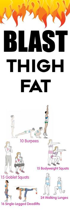 How To Lose Thigh Fat - Here are some thigh fat workouts that you can do to lose thigh fat fast. (how to get rid of thigh fat for teens, thigh fat exercises burner fat loss) - Tap the pin if you love super heroes too! Cause guess what? you will LOVE these loose weight for teens