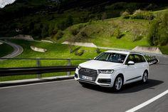 Nice Audi: Zo ziet de nieuwe Audi Q7 er in het echt uit - DrivEssential  DrivEssential Check more at http://24car.top/2017/2017/07/21/audi-zo-ziet-de-nieuwe-audi-q7-er-in-het-echt-uit-drivessential-drivessential/