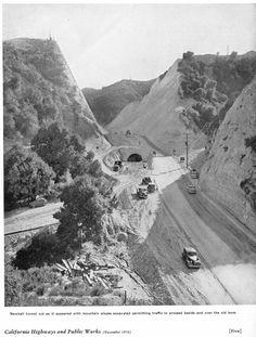 Newhall Tunnel, 1938 California History, Southern California, Lake Havasu City Arizona, Santa Clarita Valley, San Joaquin Valley, San Luis Obispo County, San Fernando Valley, Historical Landmarks, Iconic Photos